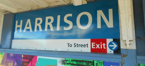 Harrison Station is one of the easiest ways of travelling to Red Bulls Stadium.