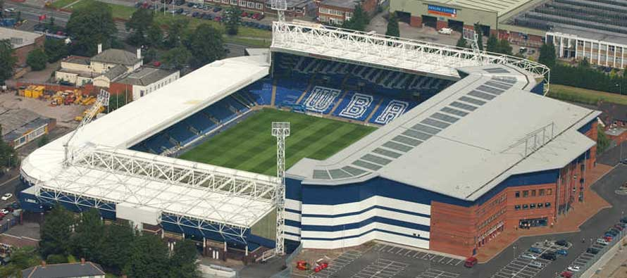how to get to the hawthorns