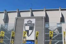 External view of Herman Vanderpoortenstadion