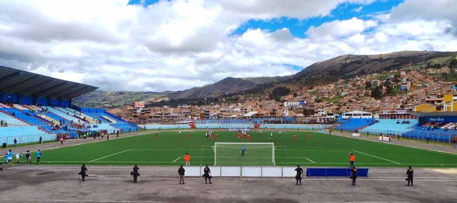 Mountain View inside Heroes De San Ramon