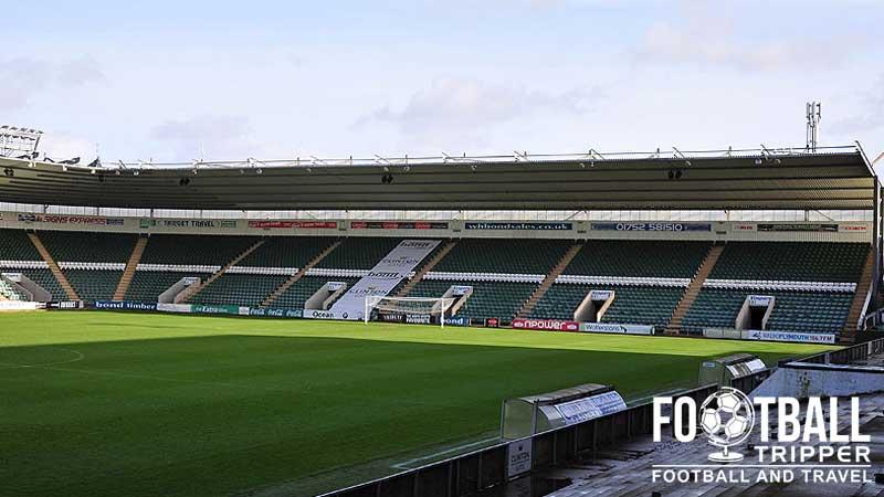 Home Park Stadium Guide