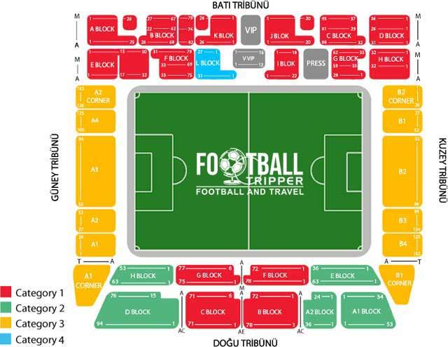 Hüseyin Avni Aker Stadium