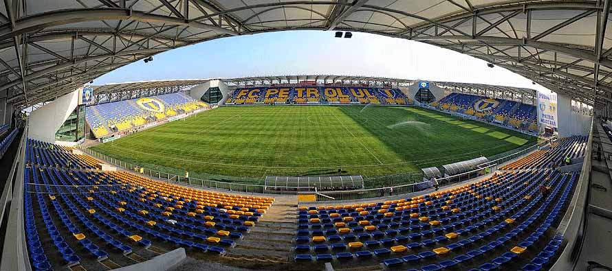 Ilie Oana Stadium Panorama
