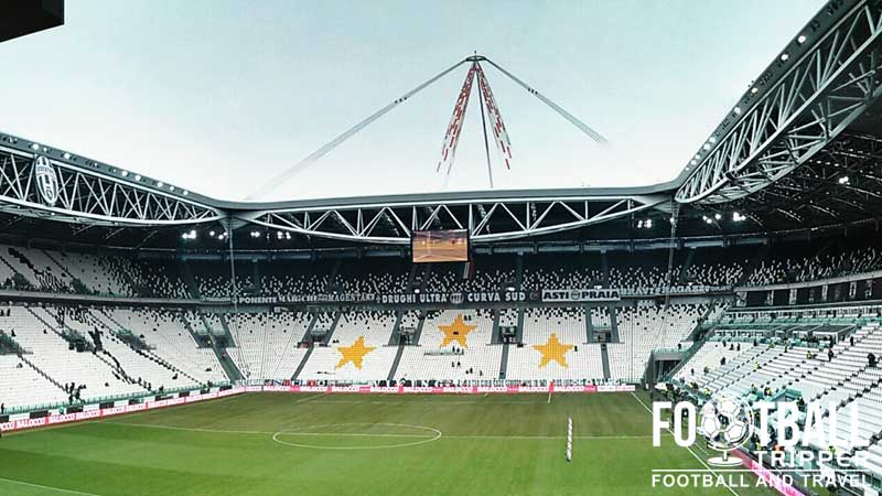 Juventus Stadium Guide Turin Italy Football Tripper - Juventus italy map
