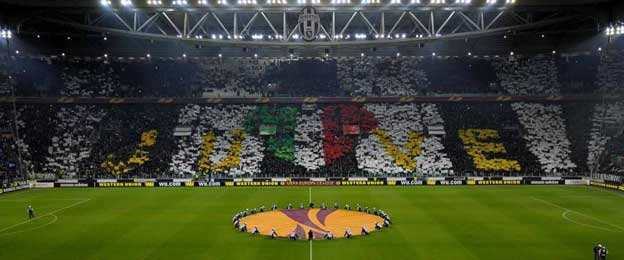 Juventus Arena Europa League