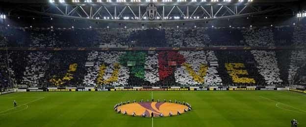 Juventus Arena Europa League