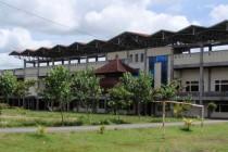 Exterior of Kapten I Wayan Dipta Stadium