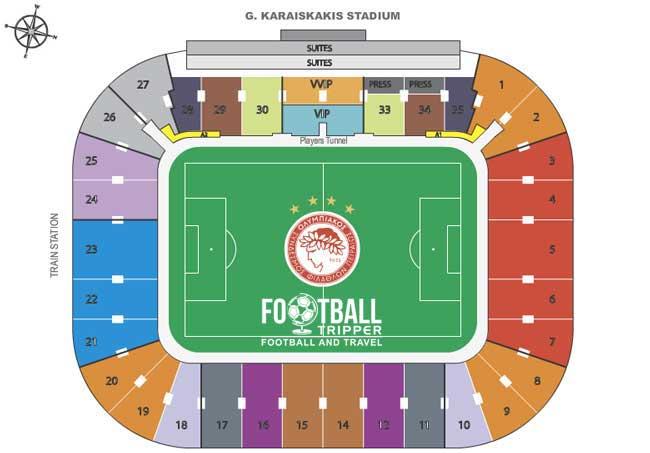 Karaiskakis Seating Plan