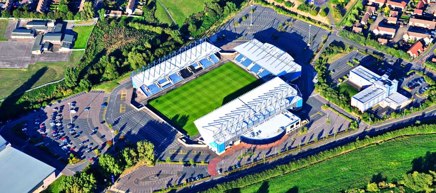 Kassam Stadium Oxford