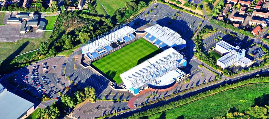 Kassam Stadium Oxford