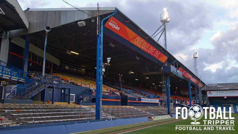 Kenilworth Road Stadium Guide Luton F C Football Tripper