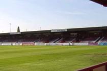 Kingsmeadow main stand