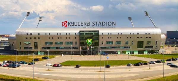 Kyocera Stadion exterior