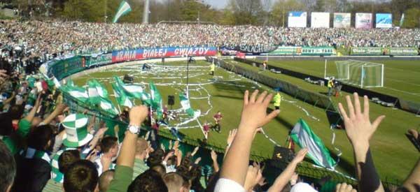 PGE Arena Gdańsk - Lechia Gdańsk   Football Tripper