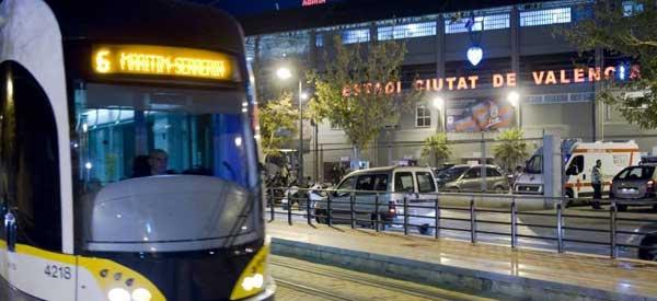 Levante Stadium Metro Service