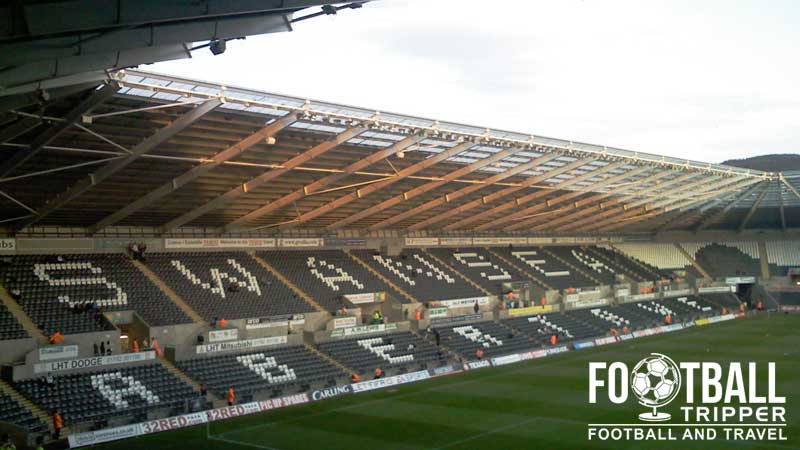 Liberty Stadium Swansea City A F C Guide Football Tripper