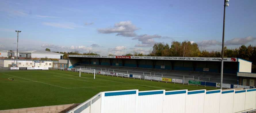 Inside Liberty Way