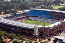 Aerial view of Loftus Versfeld Stadium