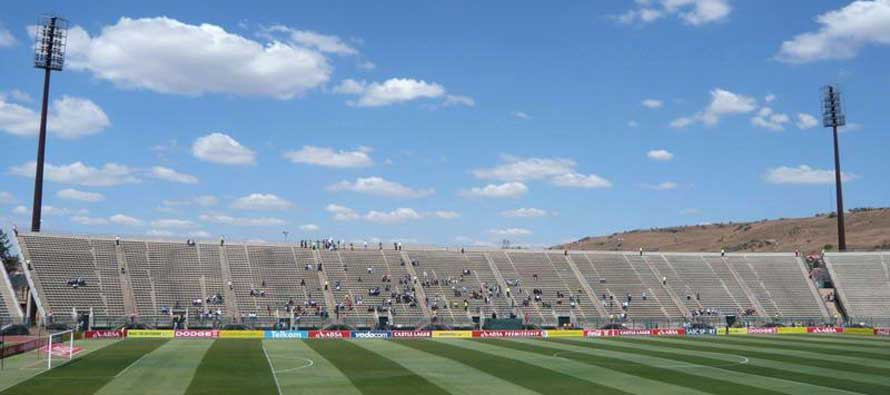 Inside Lucas Moripe Stadium