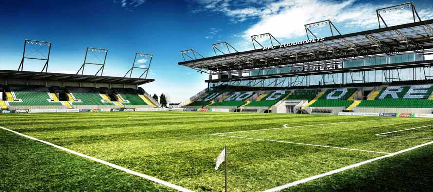 Ludogorets Arena Pitch