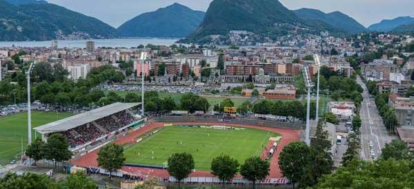 Stadio Cornaredo view