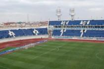 Markaziy Stadium in Namangan