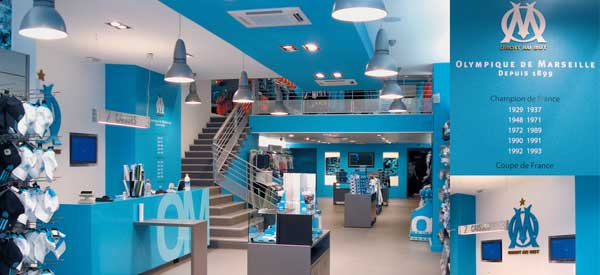 marseille-club-shop