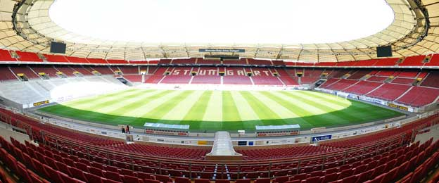 mercedes benz arena vfb stuttgart guide football tripper. Black Bedroom Furniture Sets. Home Design Ideas