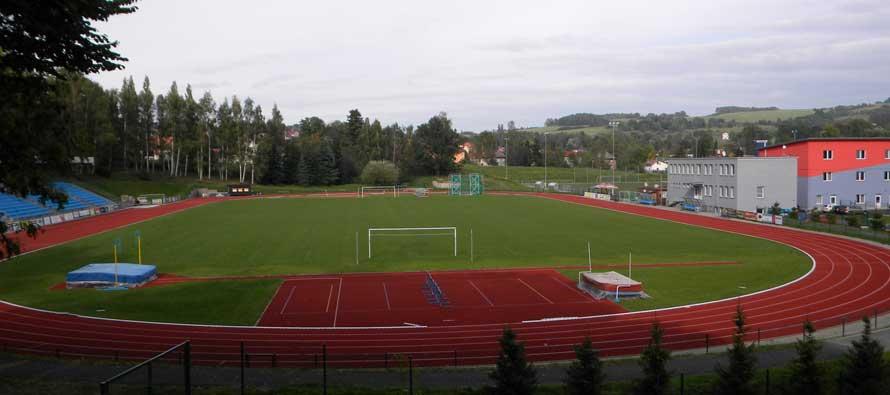 Kotline stadium's pitch