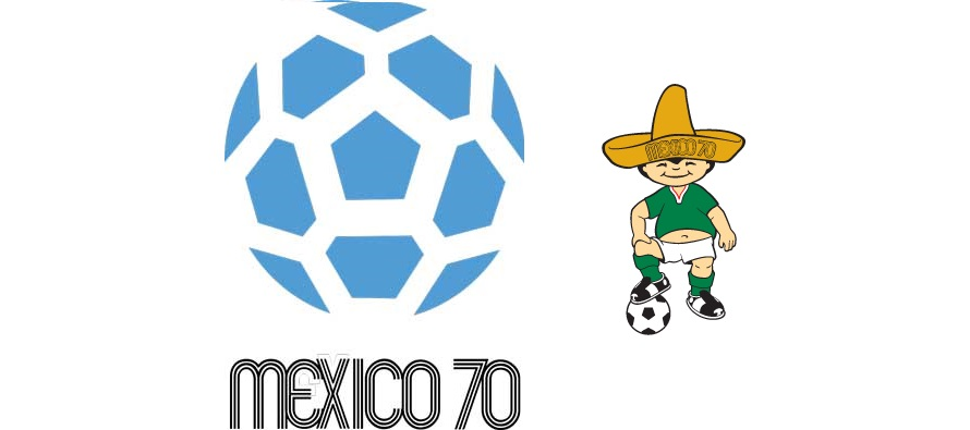 1970 World Cup Logo