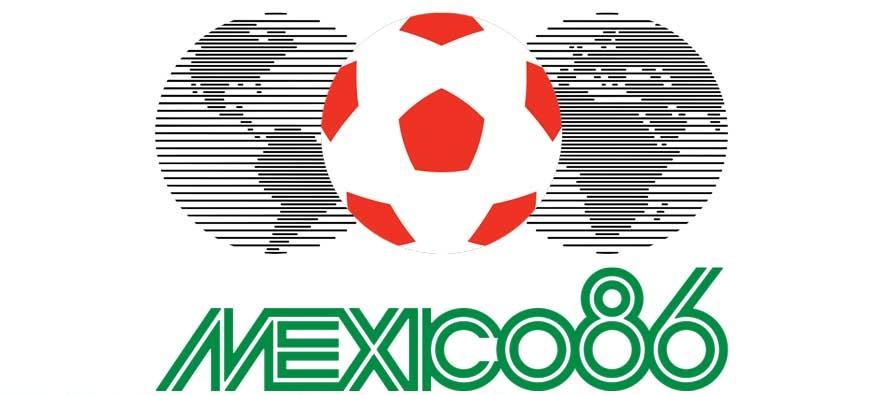 1986 WC Logo Mexico