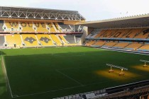 Inside Molineaux Stadium