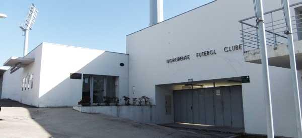 Estádio Comendador Joaquim de Almeida Freitas exterior