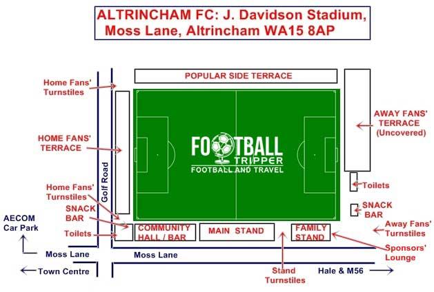 Moss Lane ground seating plan