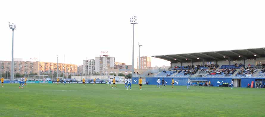 municipal de llagostera pitch