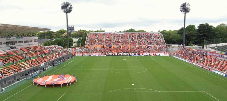 Inside NACK5 Stadium Omiya