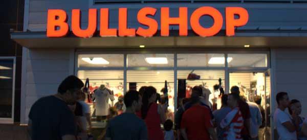 New York Red Bulls Club Shop