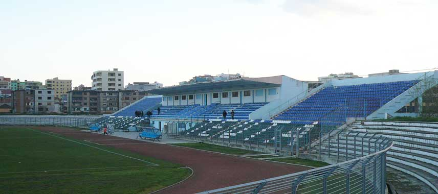 The main stand of Niko Dovana