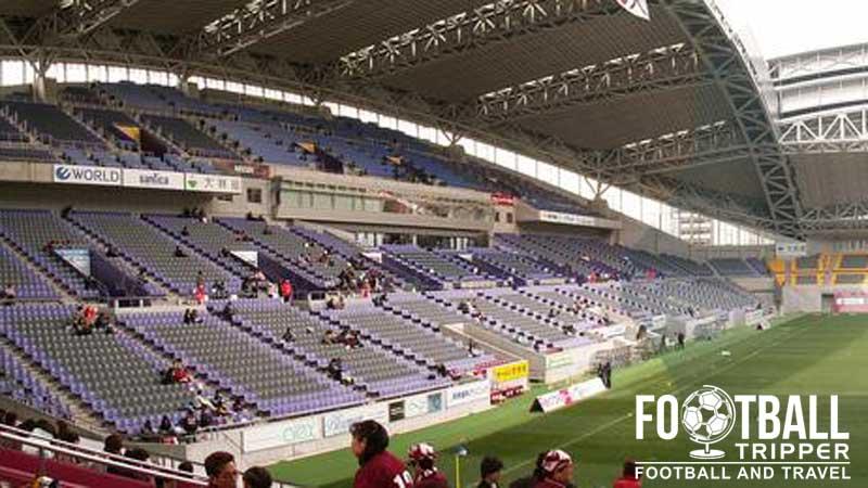 Noevir Stadium Kobe City Vissel Kobe F C Football Tripper
