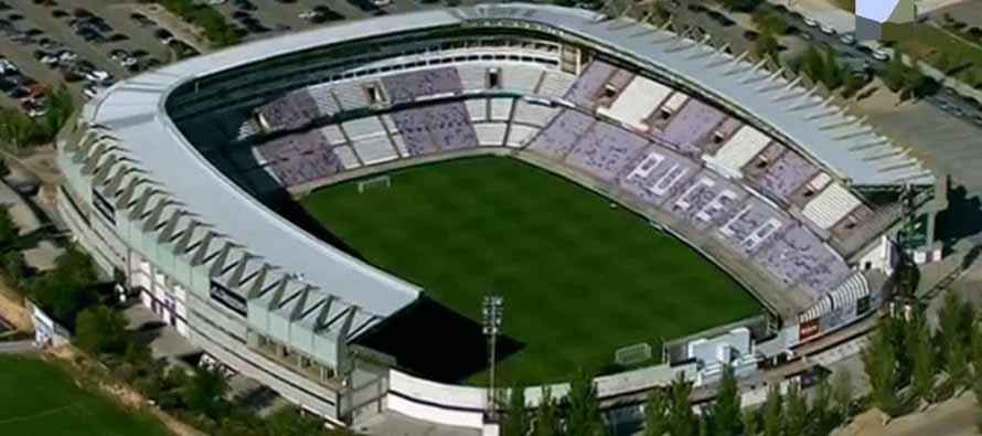 Aerial View of Nuevo Jose Zorilla