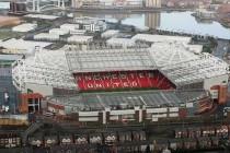 Old Trafford Aerial