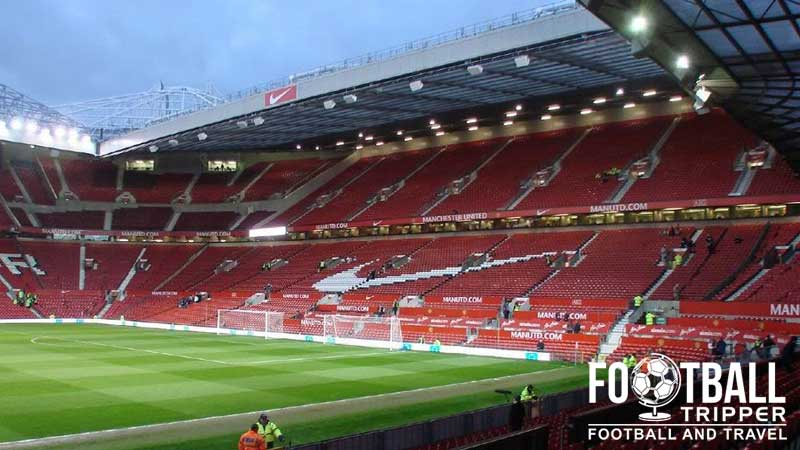 232317d3e Old Trafford Guide - Manchester United FC