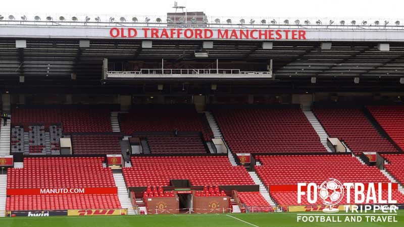 old trafford guide manchester united fc football tripper old trafford guide manchester united