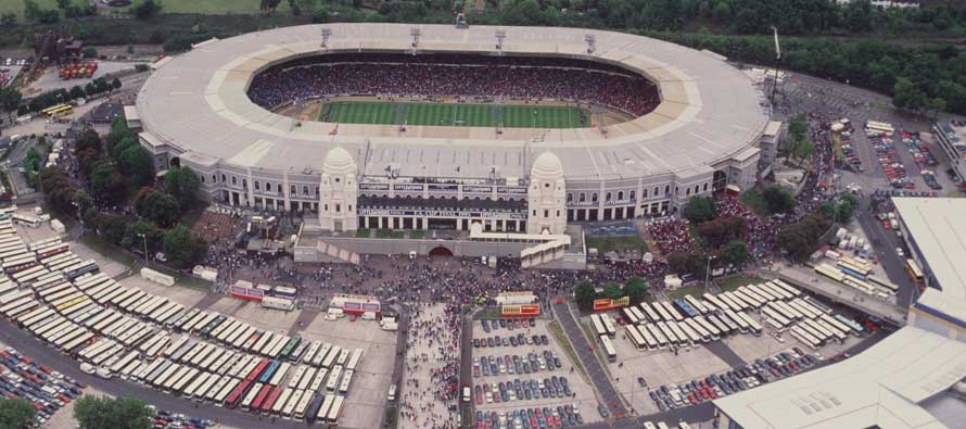 old wembley stadium