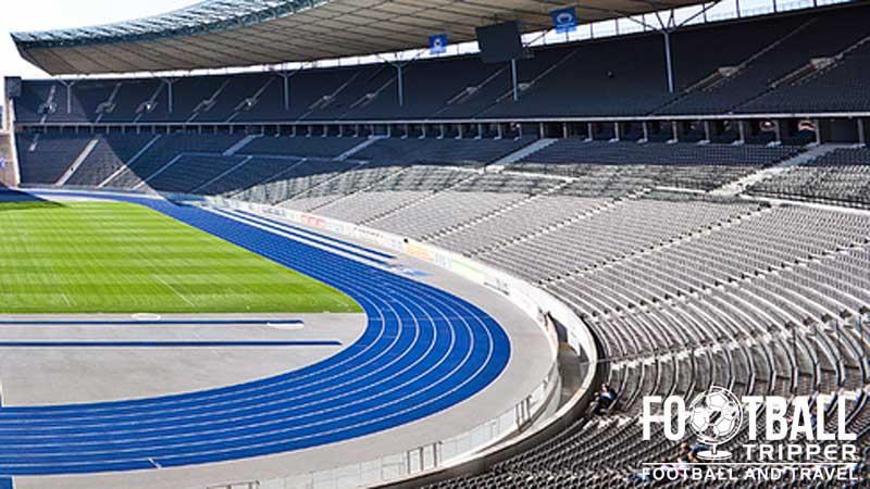 Hertha Berlin Stadium Tour