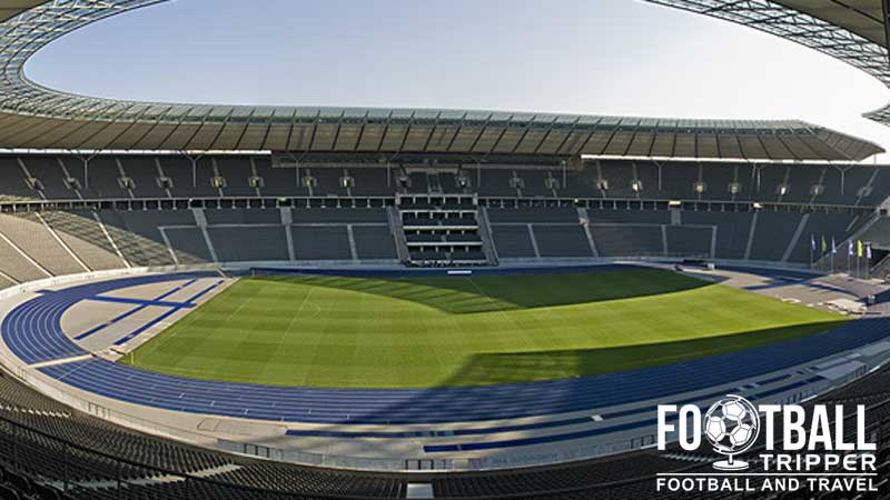 Olympiastadion Berlin Hertha Bsc Guide Football Tripper