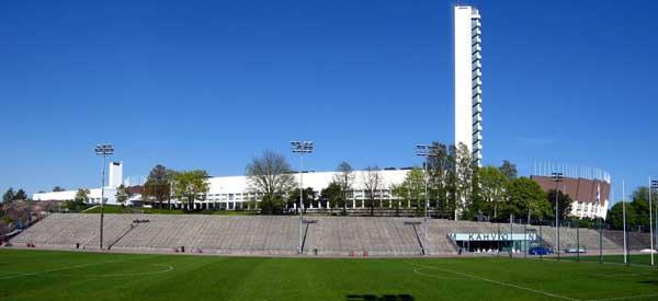 Olympic Tower Helsinki Stadium