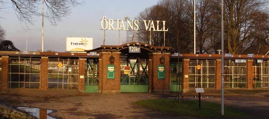 Orjan Vall Main Entrance