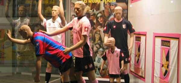 No love lost between Sicilian rivals Palermo and Catania.