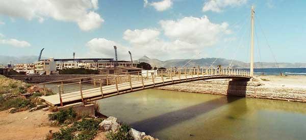 Pankrito Stadium Exterior